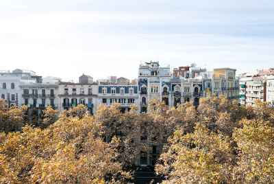 Wonderful cozy apartments in Eixample area in Barcelona